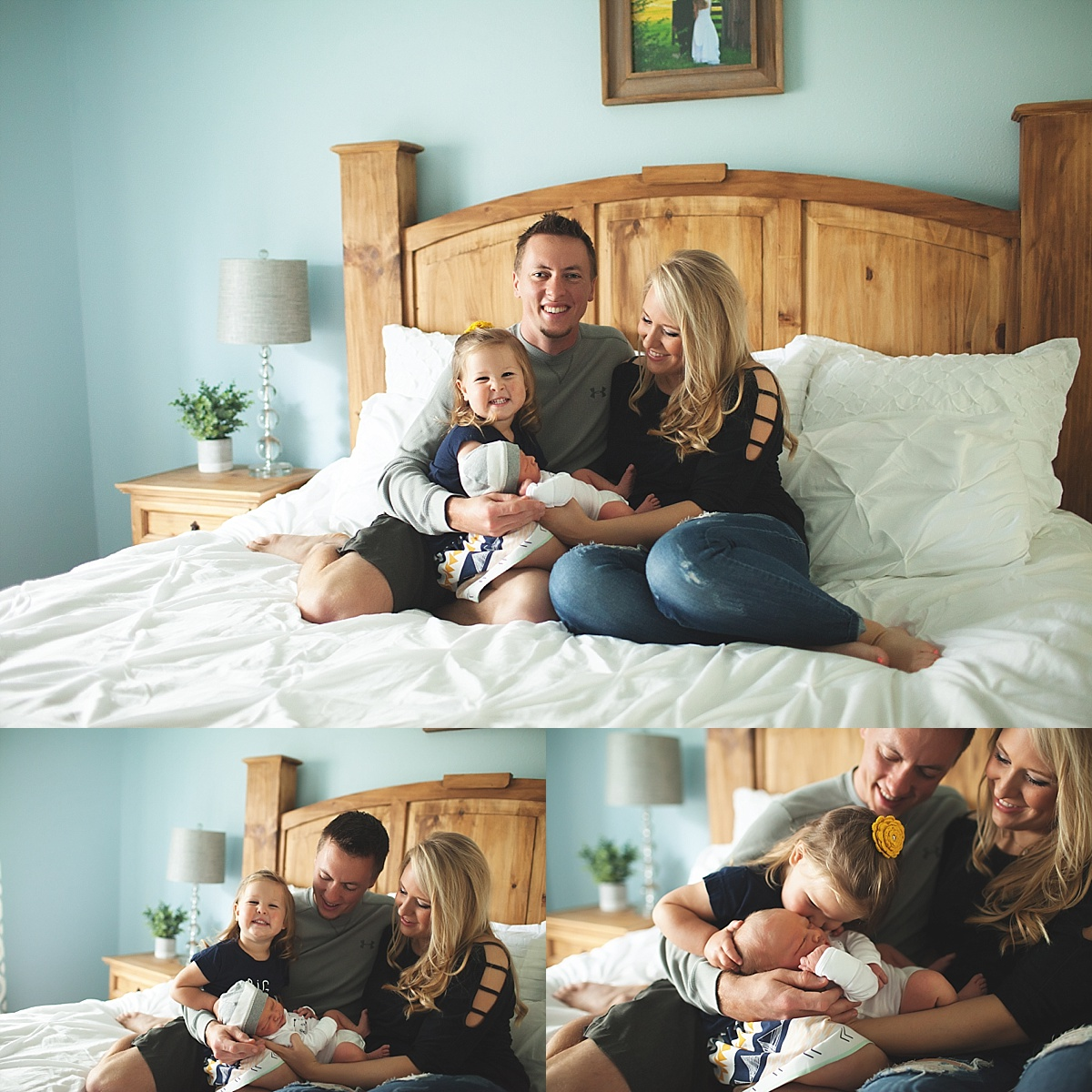 College Station Newborn Photographer | Rosalyn Ash Photography | www.rosalynash.com